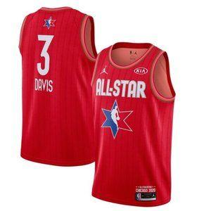 Anthony Davis  All-Star Finished Jersey